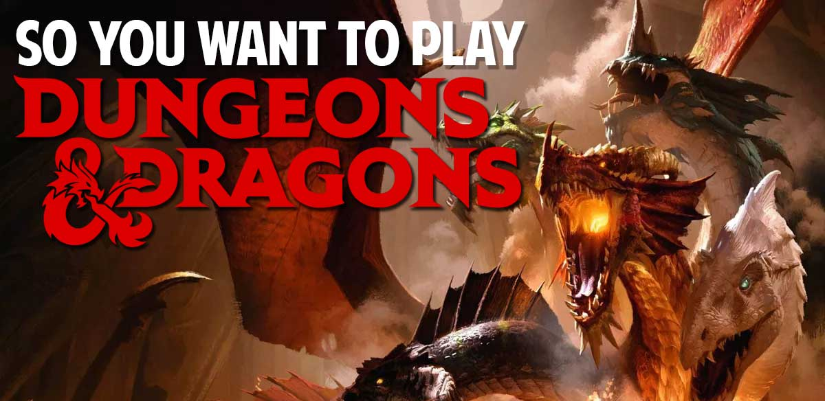 So You Want to Play Dungeons and Dragons | Java Game Haus